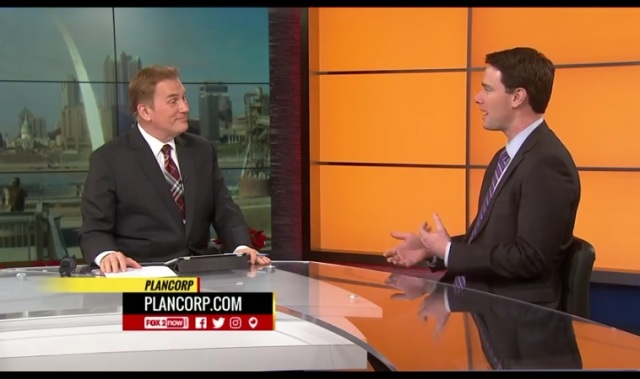 Peter Lazaroff discussing holiday finances
